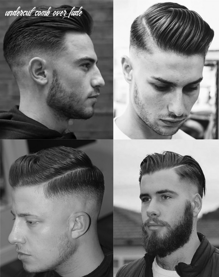 11 perfect comb over haircuts to try in 11 the trend spotter undercut comb over fade