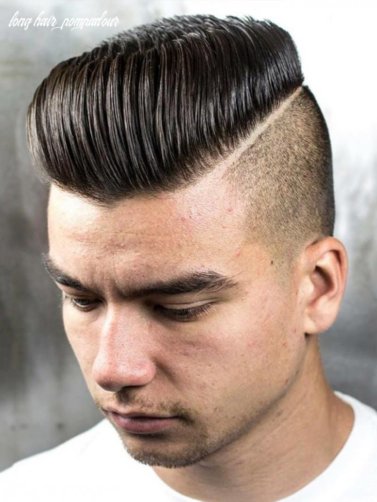 11 Pompadour Hairstyle To Uplift Your Personality!
