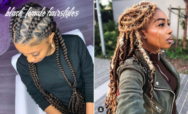 11 popular hairstyles for black women to try in 11 | stayglam black female hairstyles