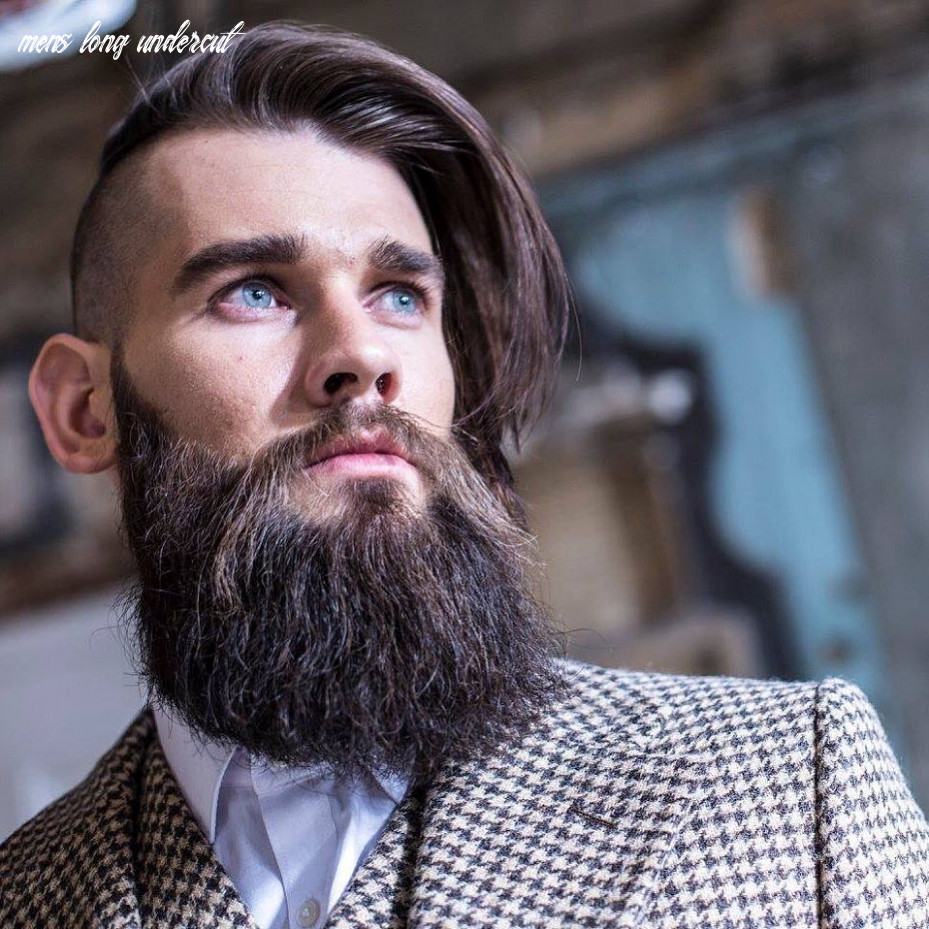 11 Popular Undercut Long Hair Looks for Men (11 Guide)