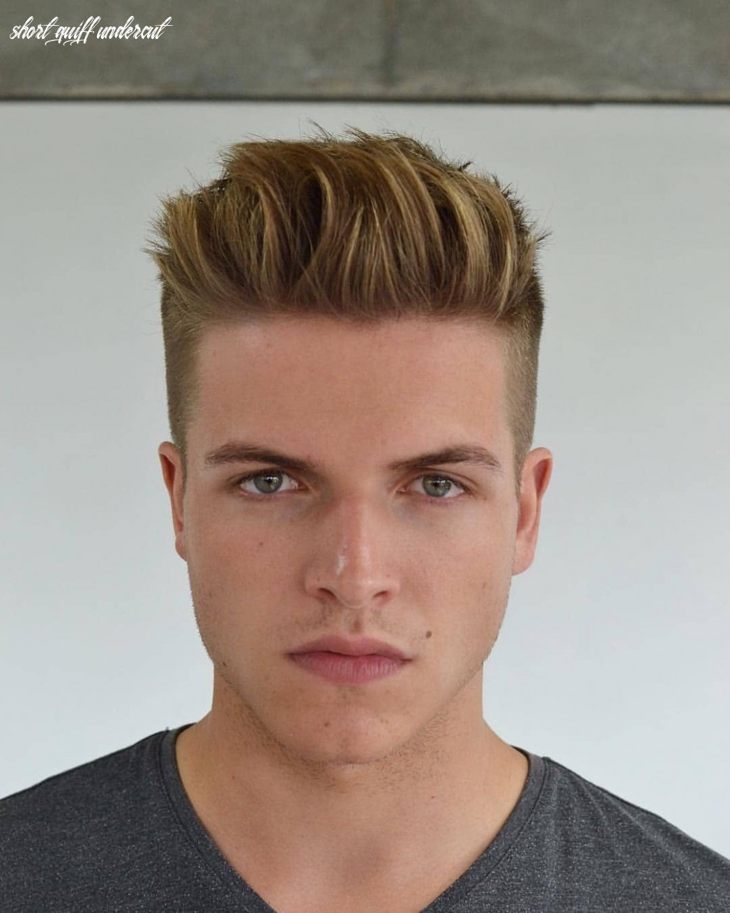 11 Quiff Hairstyles We Absolutely Love | Quiff hairstyles, Mens ...
