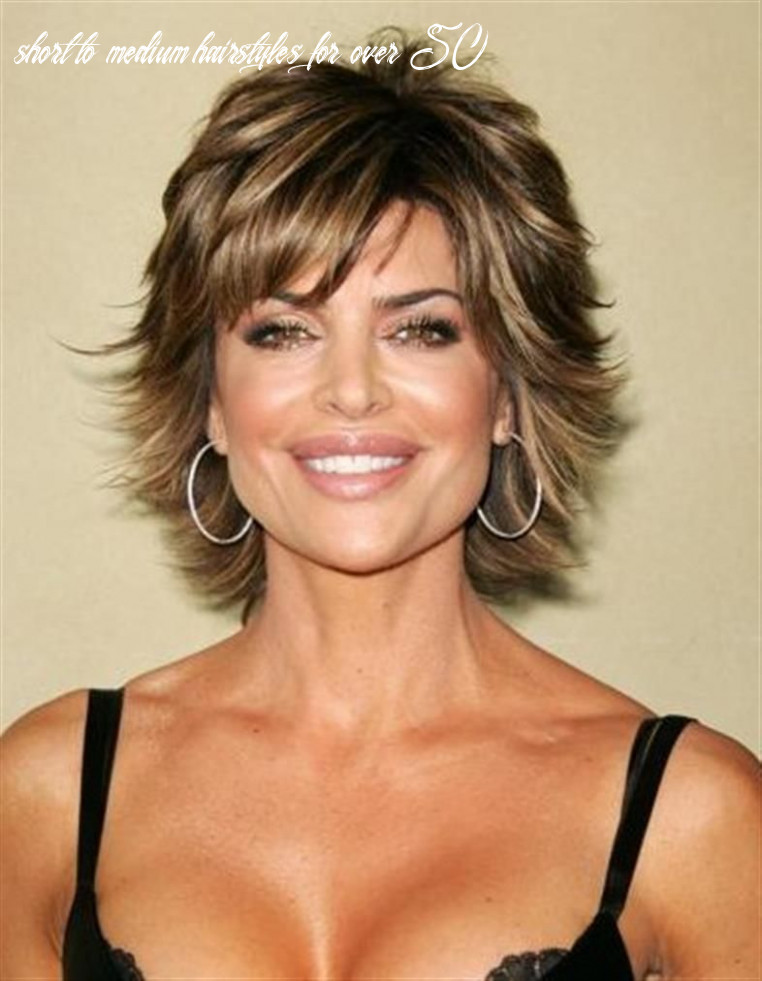 11+ Short Haircuts for Women Over 11 | Cabelo repicado