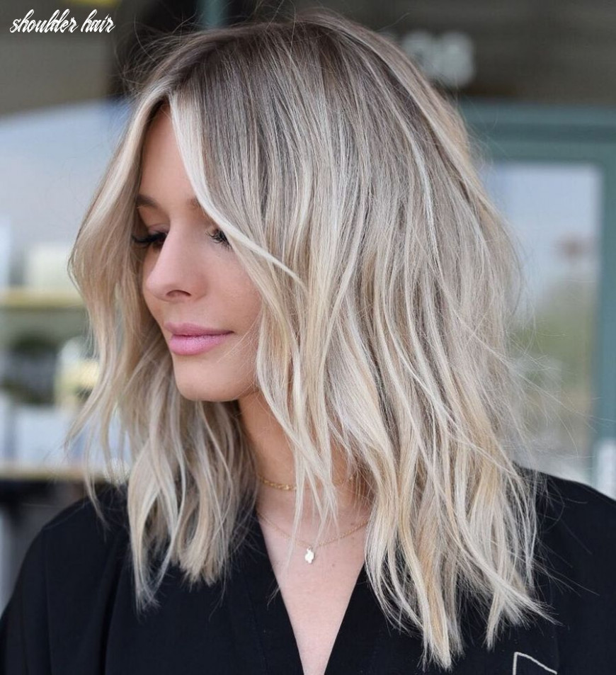 11 Shoulder Length Haircuts To Excite You – Eazy Glam