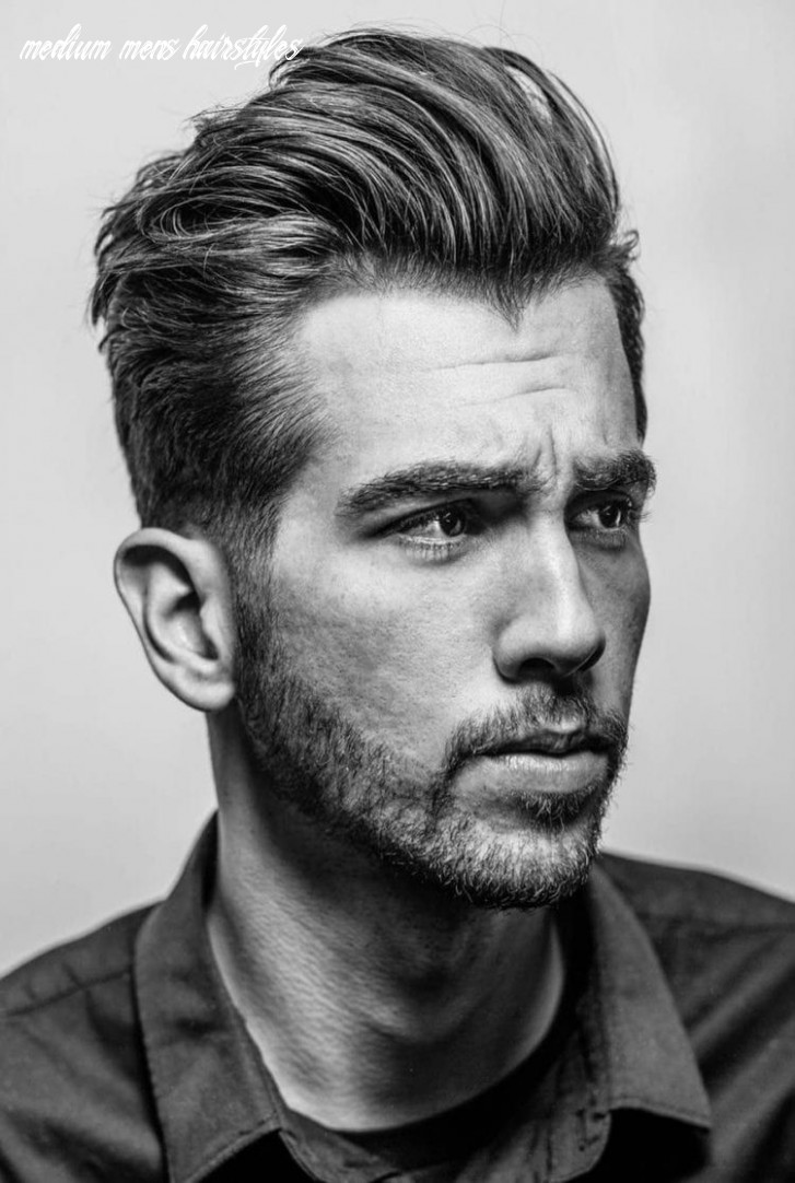 11 slicked back hairstyles: a classy style made simple guide