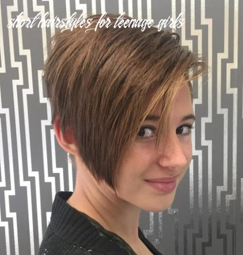 11 stylish hairstyles and haircuts for teenage girls short hairstyles for teenage girls