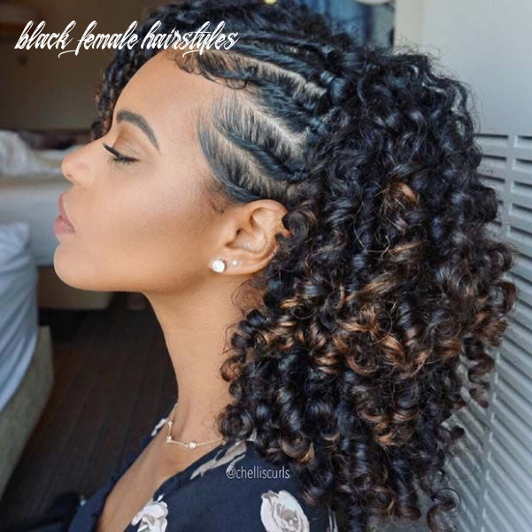 11 summer protective styles for black women | curly hair styles