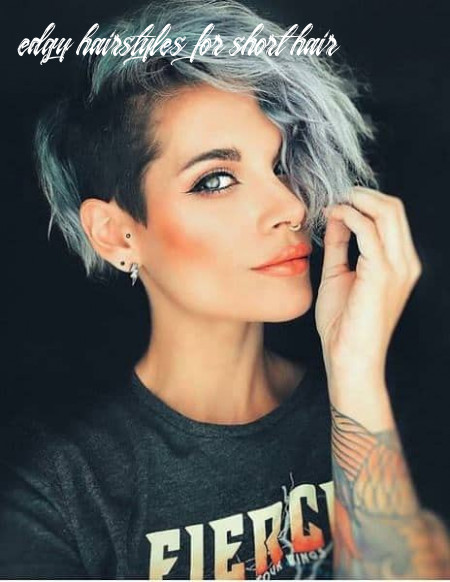 11 tempting edgy short haircuts for women [11] edgy hairstyles for short hair