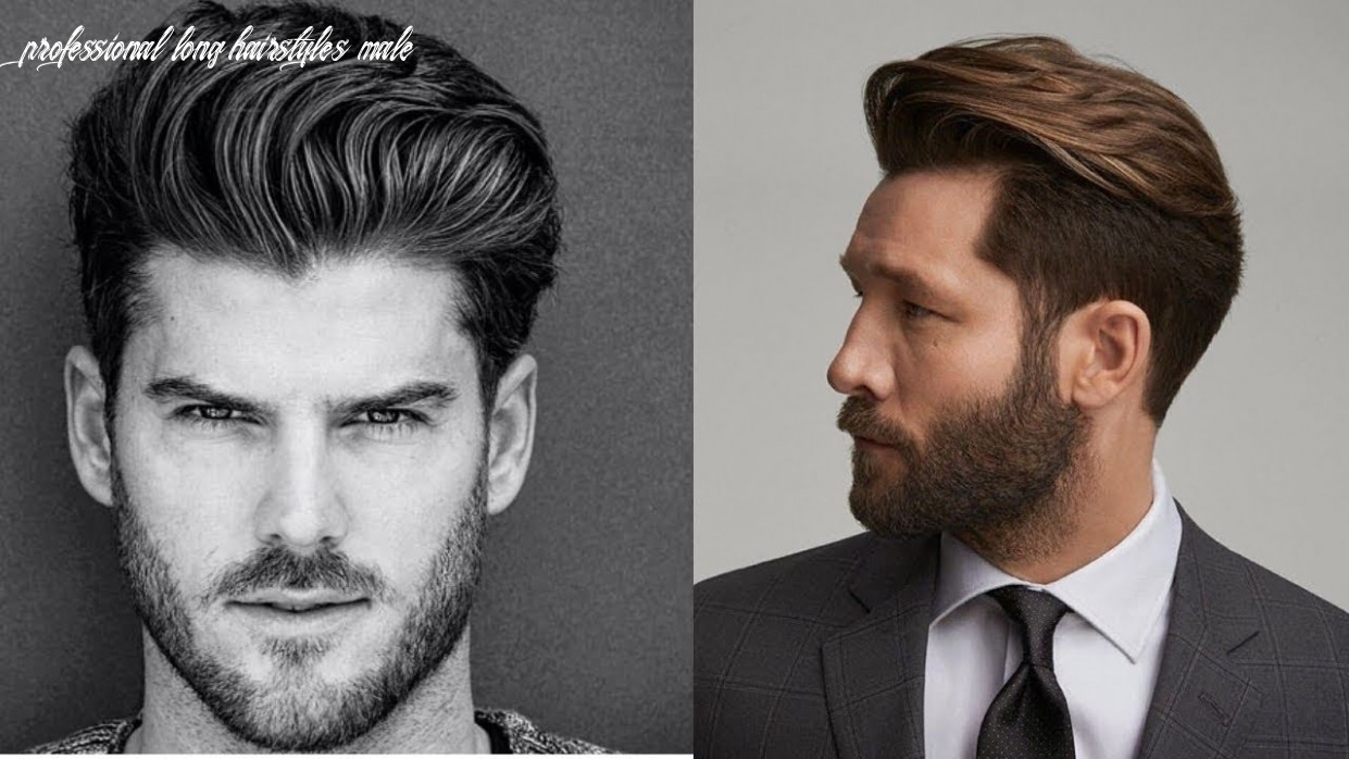 11 professional long hairstyles male  undercut hairstyle