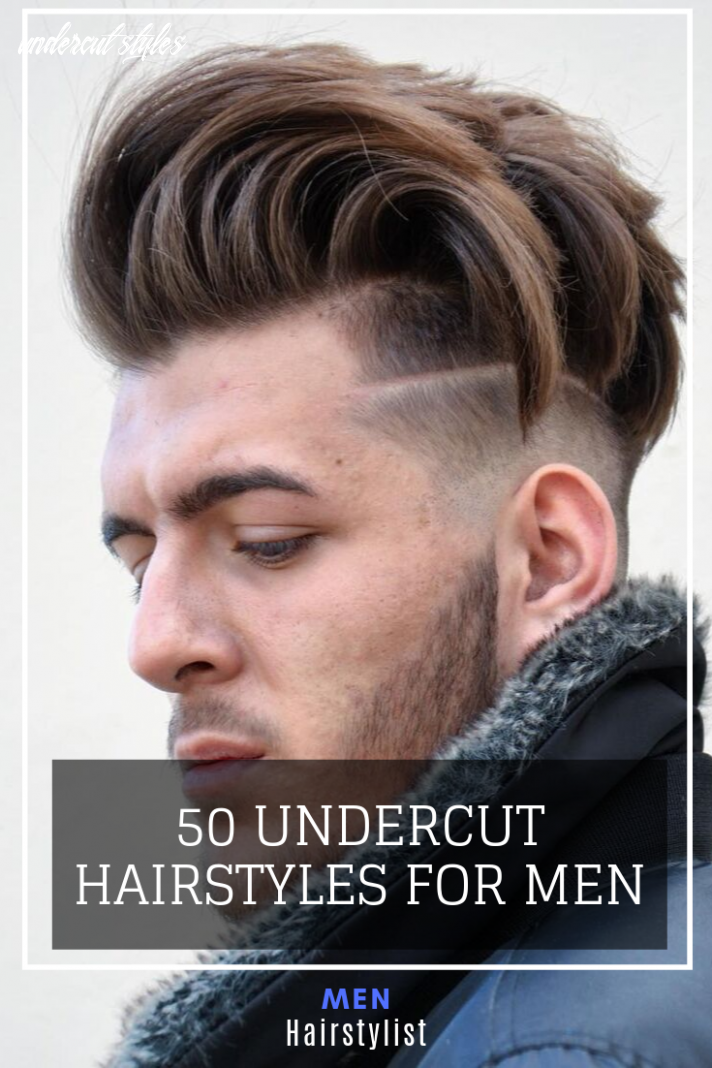 11 Undercut Hairstyle Ideas to Get Your Edge On (With images ...