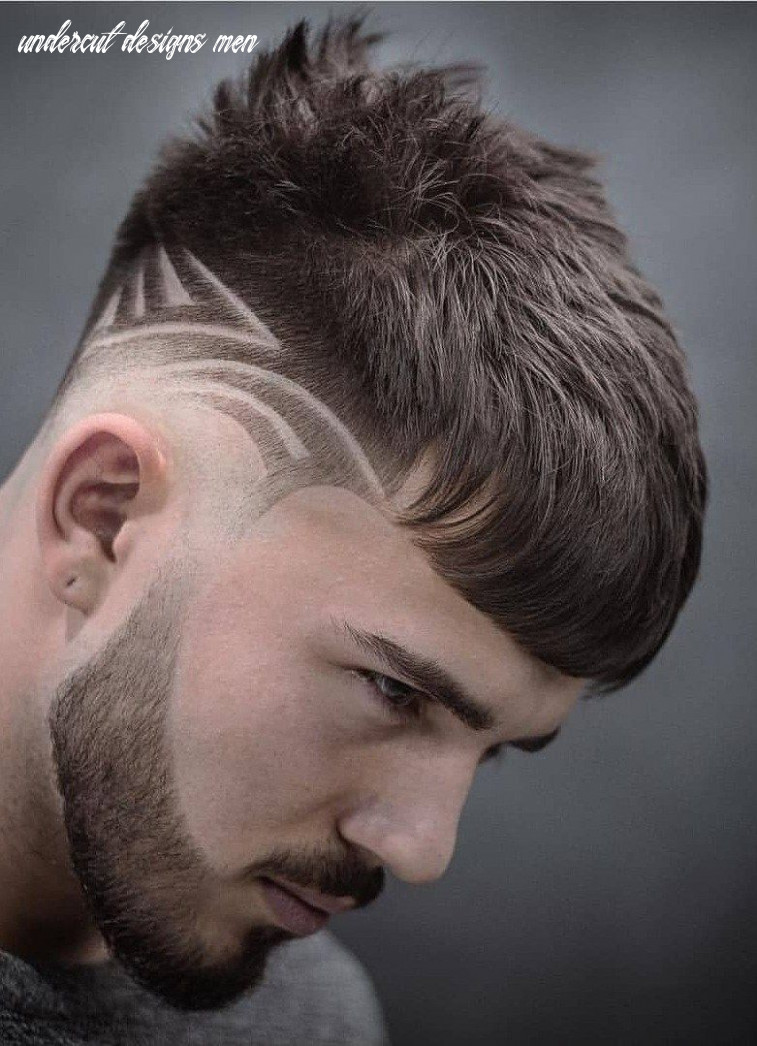 11 undercut hairstyles for men you would love to watch again