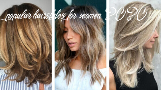 11 ways to wear layered hair in 11 belletag popular hairstyles for women 2020
