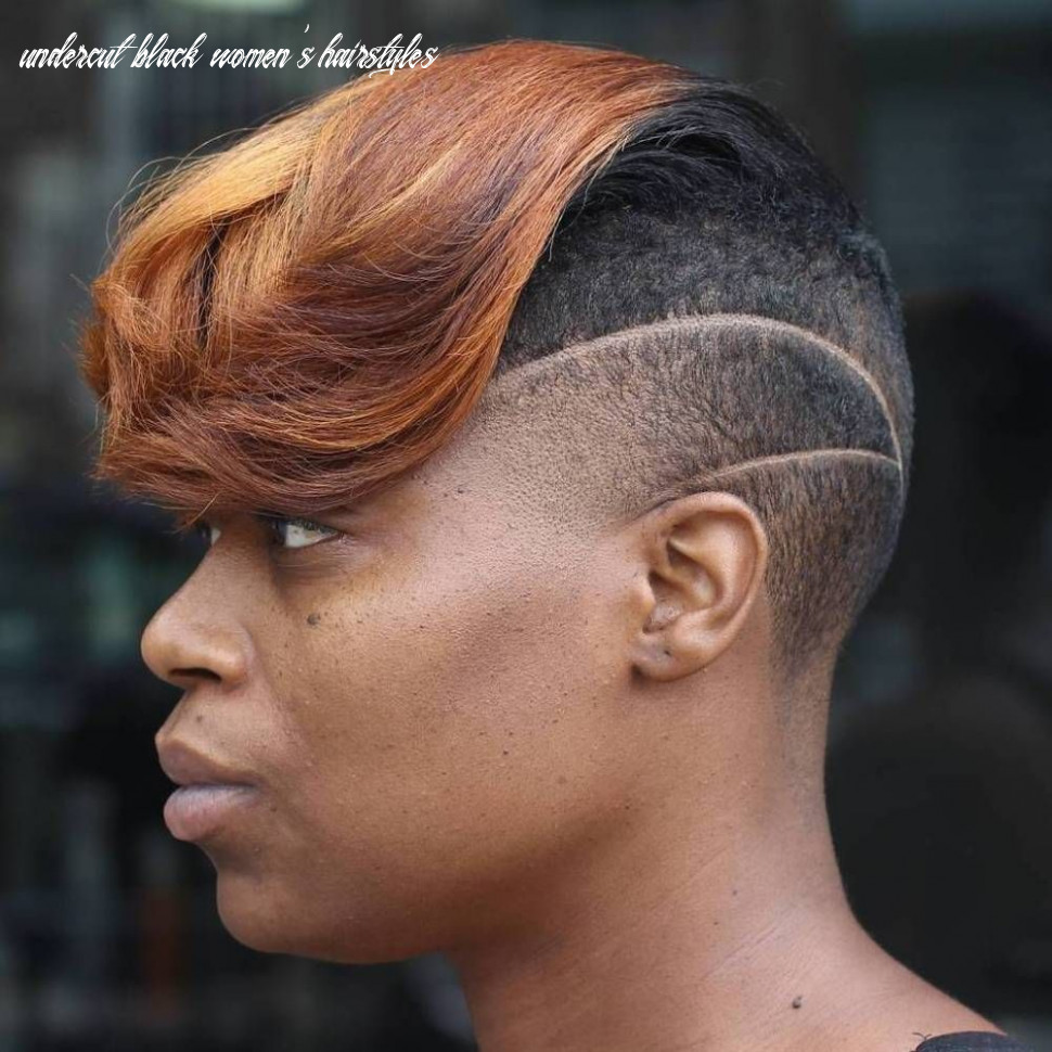11 Women's Undercut Hairstyles to Make a Real Statement | Half ...