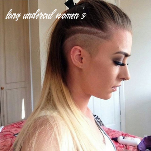 11 Women's Undercut Hairstyles to Make a Real Statement