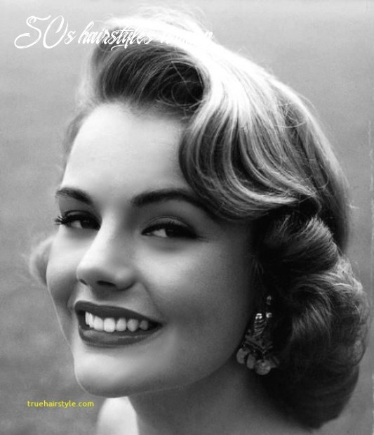 11s hairstyles for short hair | truehairstyle 50s hairstyles women