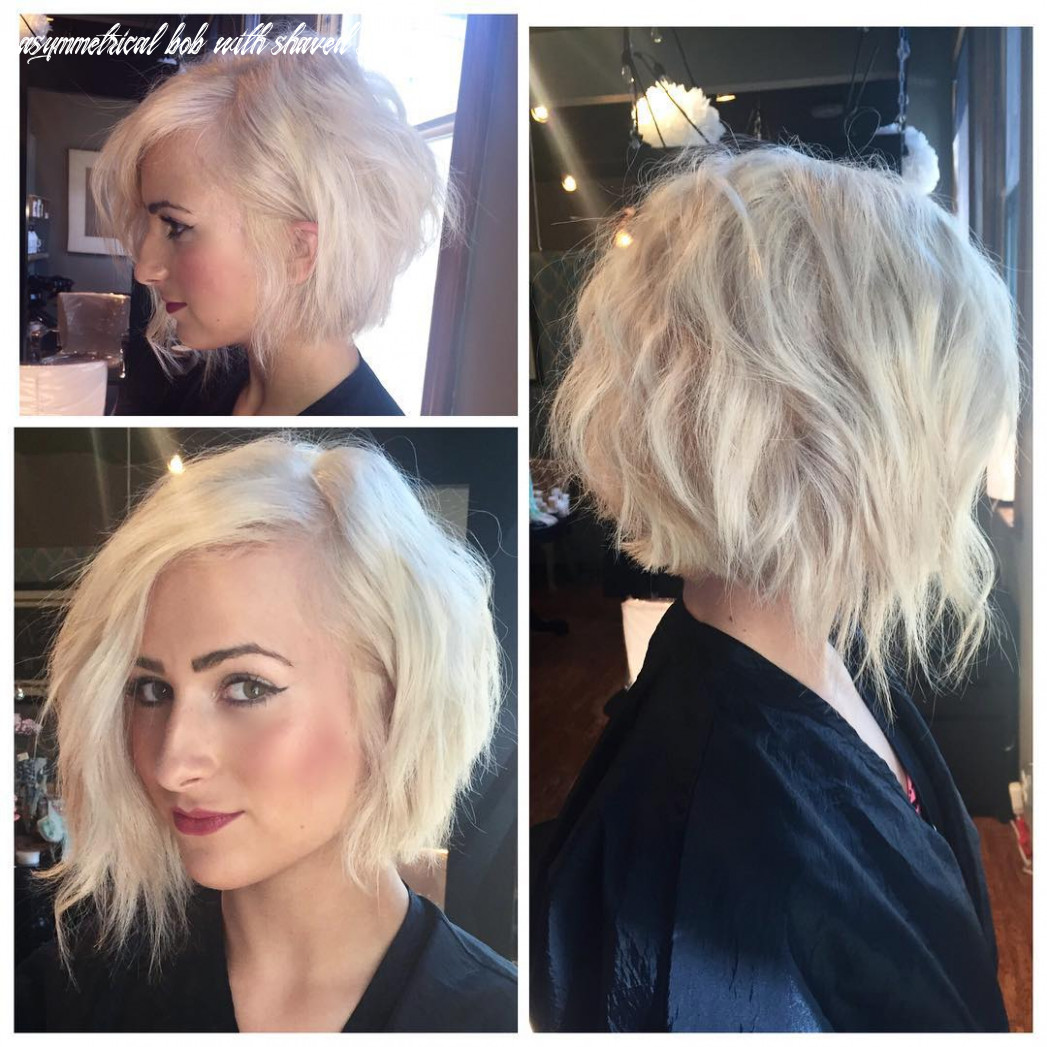 12 Adorable Asymmetrical Bob Hairstyles 12 - Hottest Bob ...