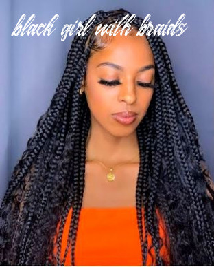 12 amazing and artistic braided hairstyles for black girl for