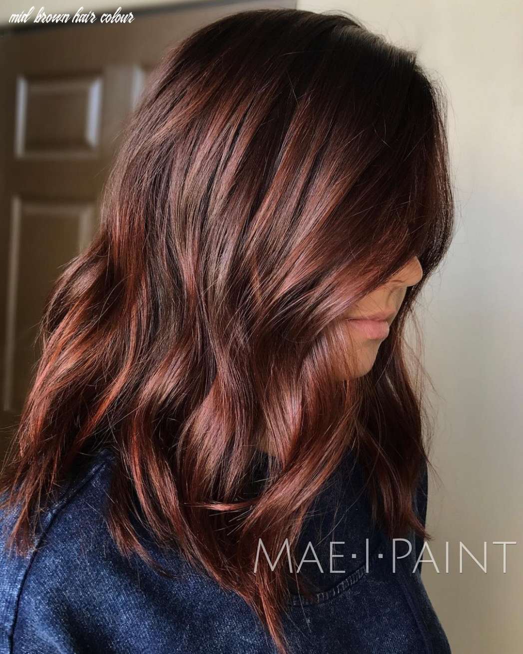 12 auburn hair colors to emphasize your individuality mid brown hair colour