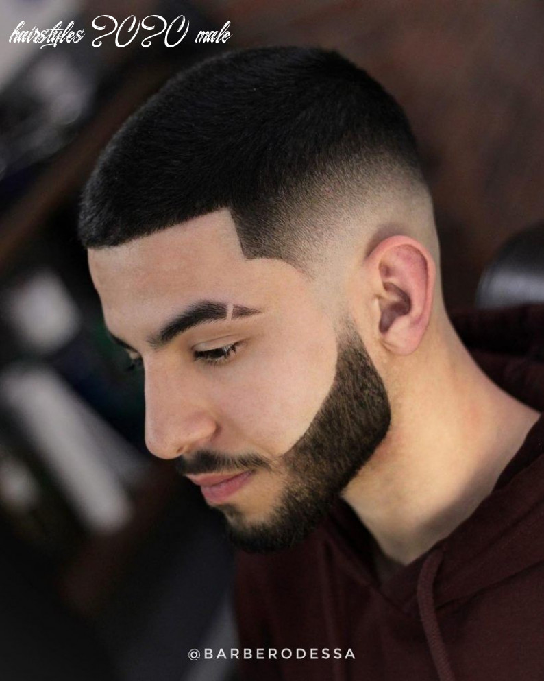 12 awesome unique short hairstyles for men 12 in 12   mens