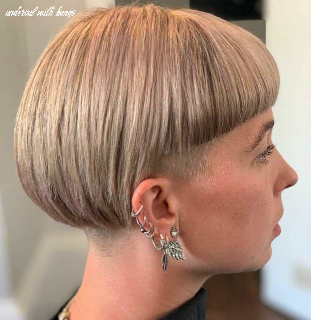 12 Badass Undercut Bob Ideas You CAN'T Say No To - Hair Adviser