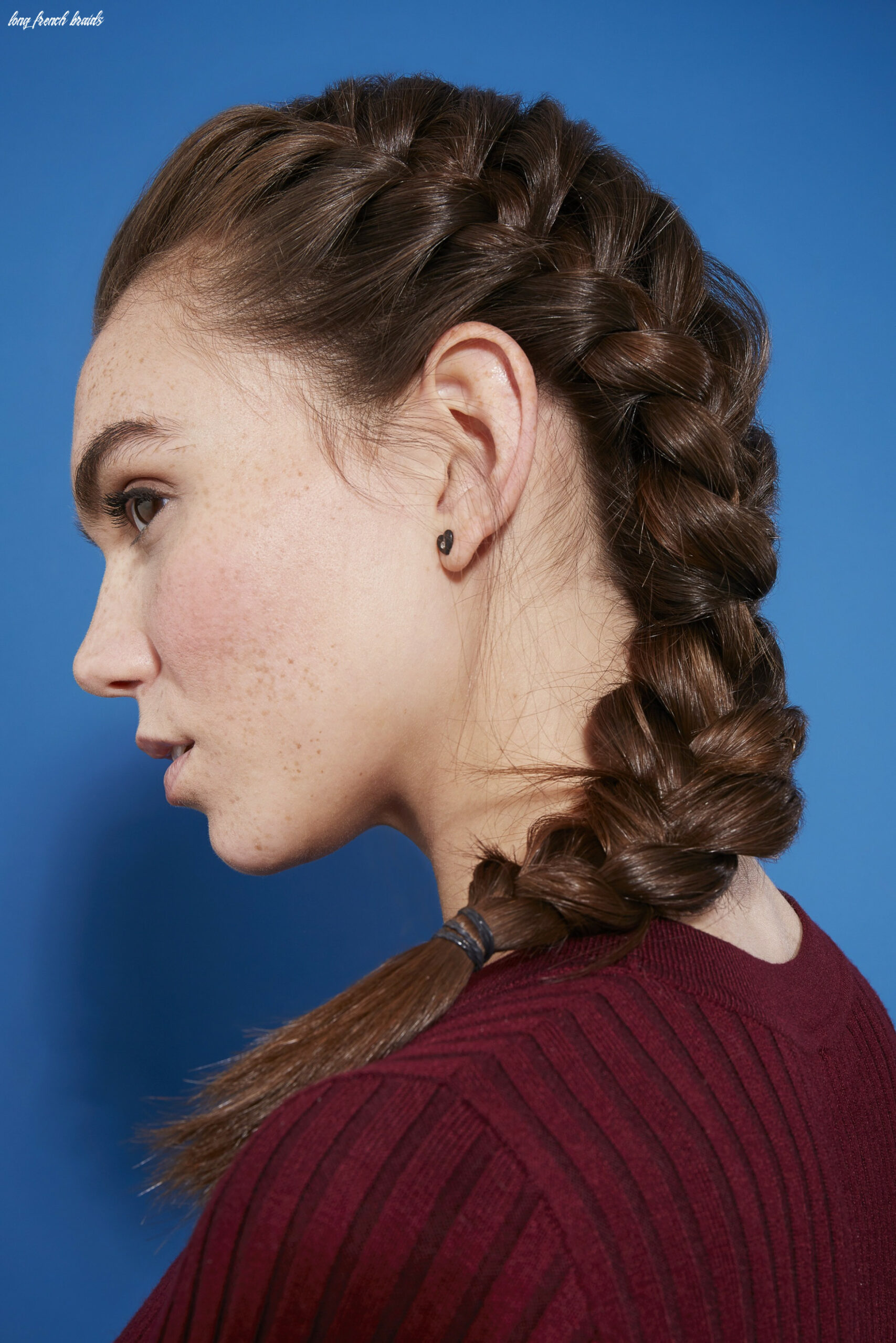 12 Beautiful Braids For Long Hair To Try In 12