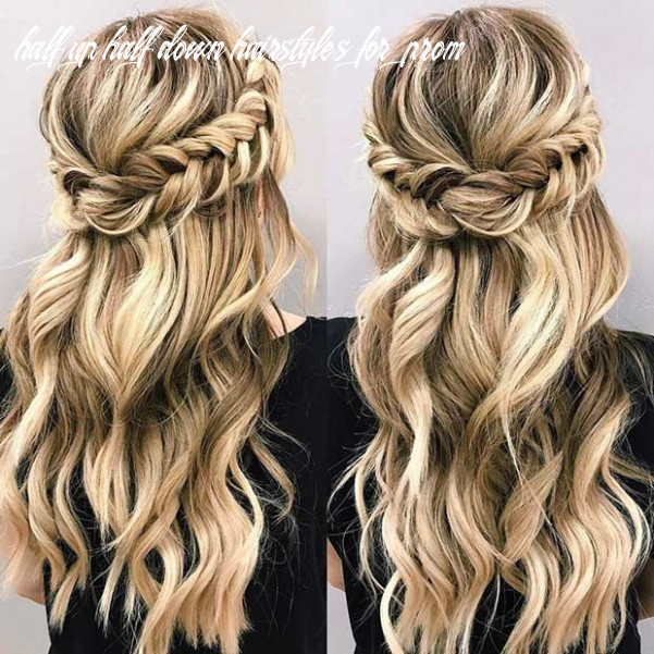 12 beautiful hair style ideas for prom night | hair styles, braids