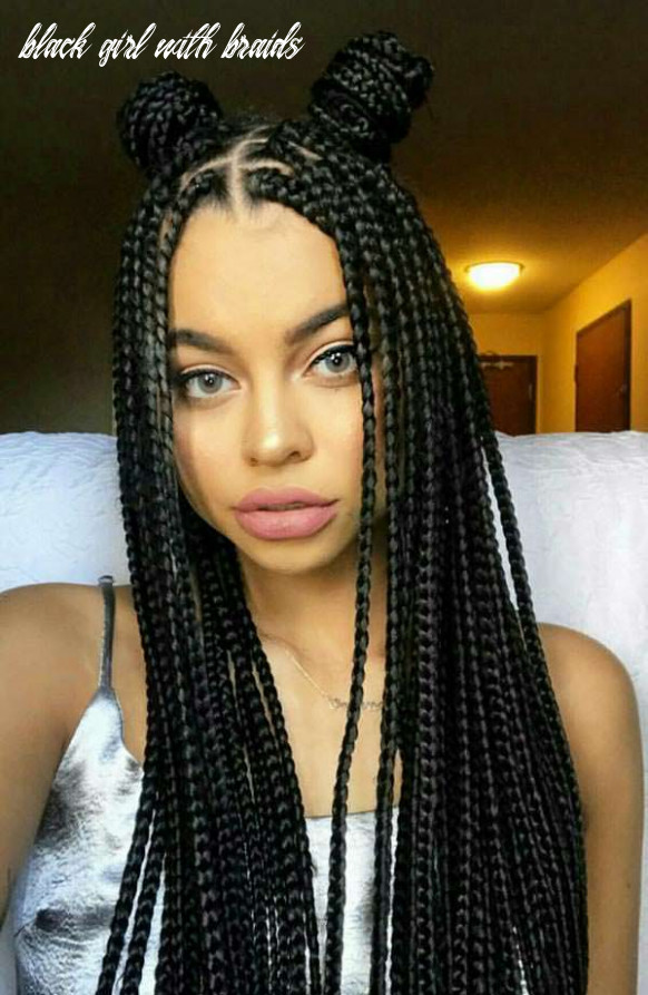 12 best braided style ideas for black women black girl with braids