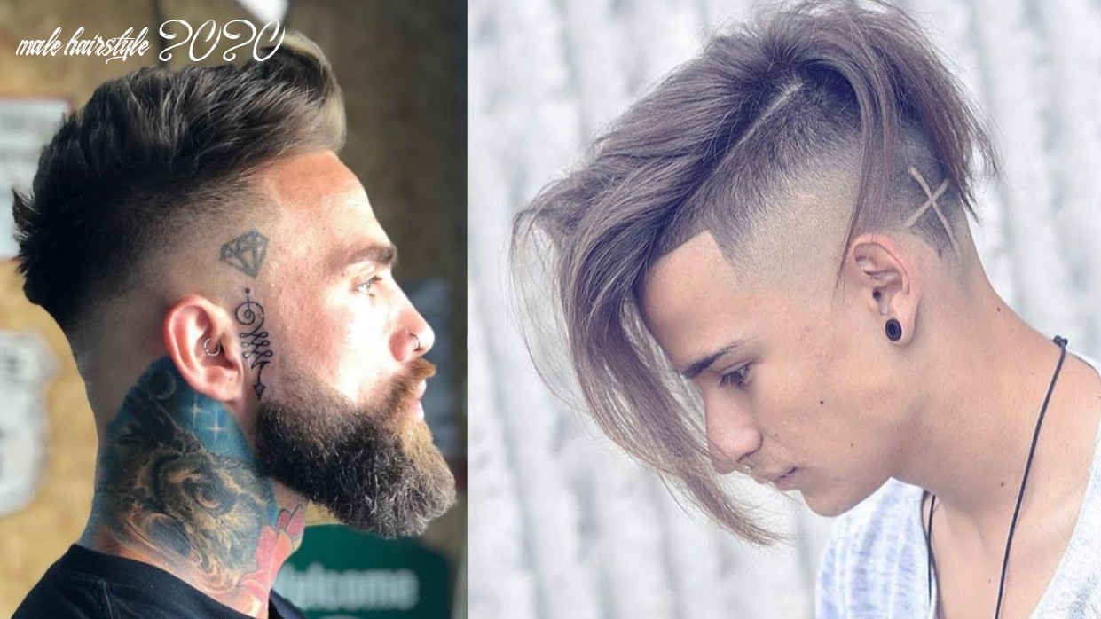12 best hair style male hairstyle 2020