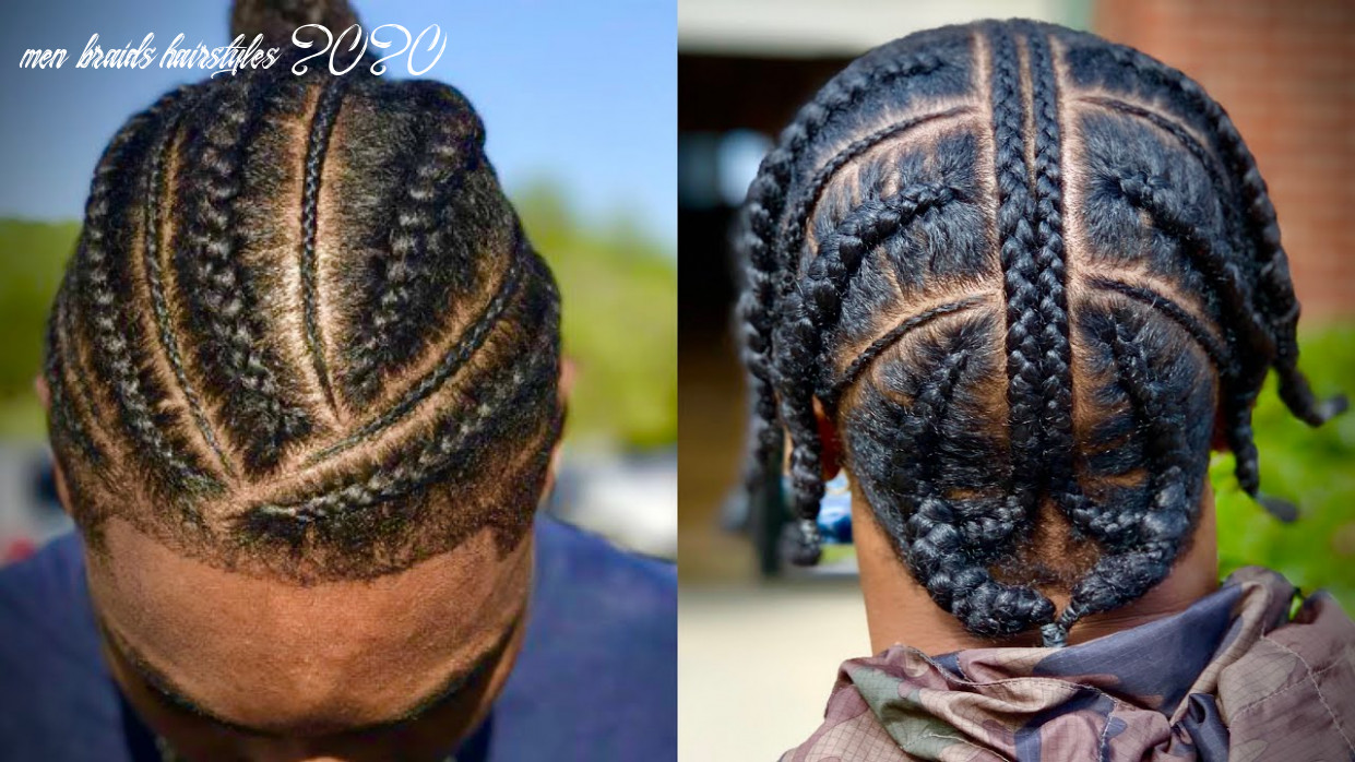 12 best hairstyles for men 12 | braids, twist & more men braids hairstyles 2020