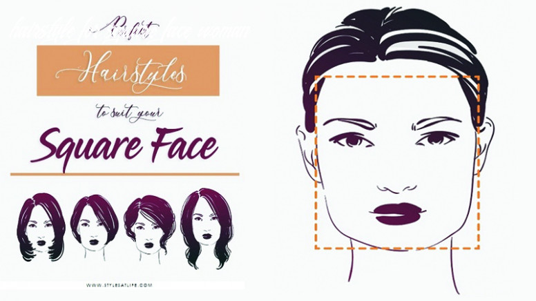 12 best hairstyles for square faces that will leave you mesmerized hairstyle for square face woman