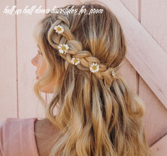 12 best half up, half down prom hairstyles | all things hair half up half down hairstyles for prom