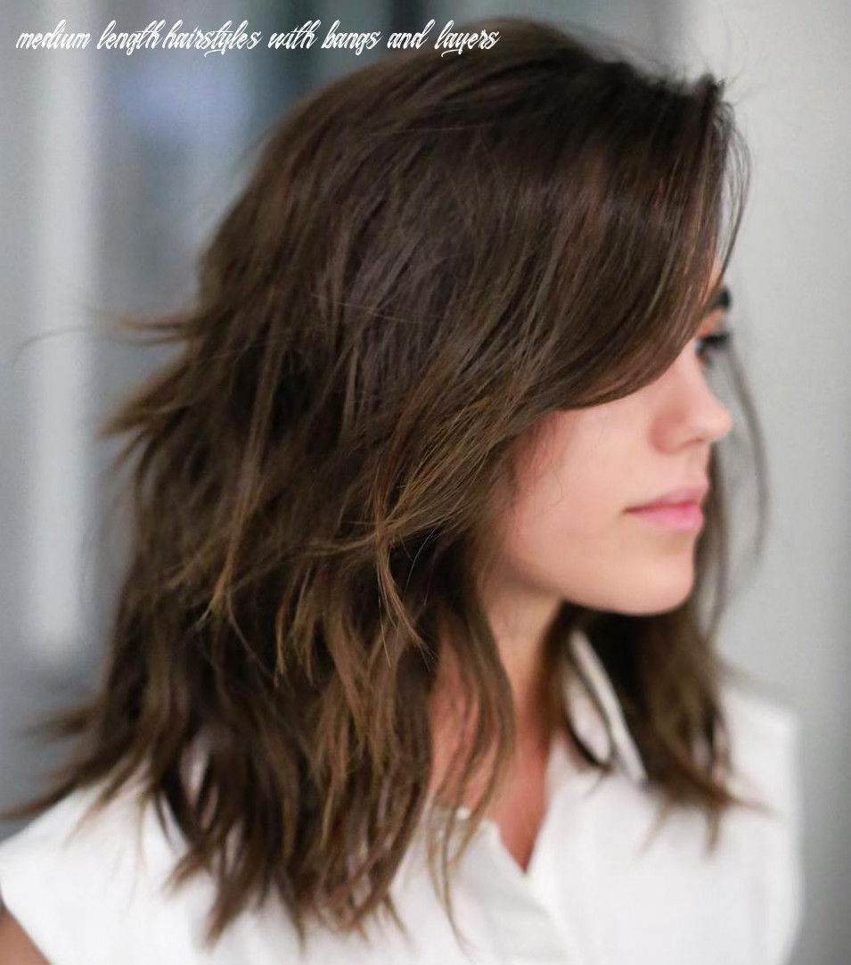 12 best medium length layered haircuts in 12 hair adviser medium length hairstyles with bangs and layers