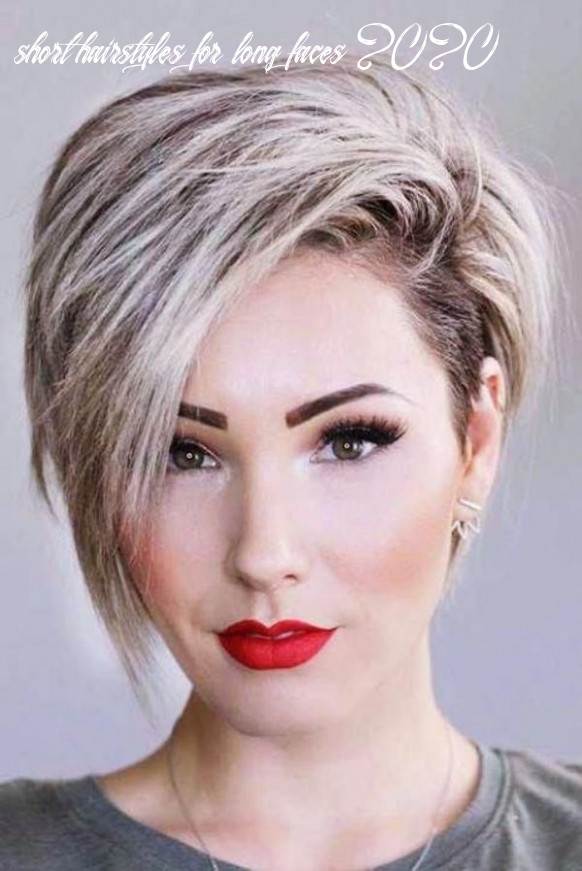 12 best short hairstyles for long faces 12 (with images) | short