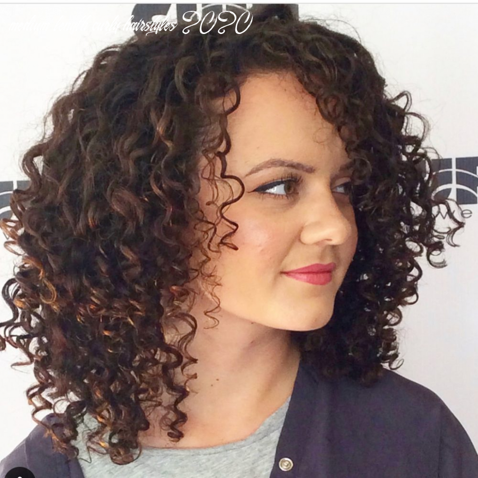 12 Best Shoulder Length Curly Hair Ideas (12 Hairstyles ...
