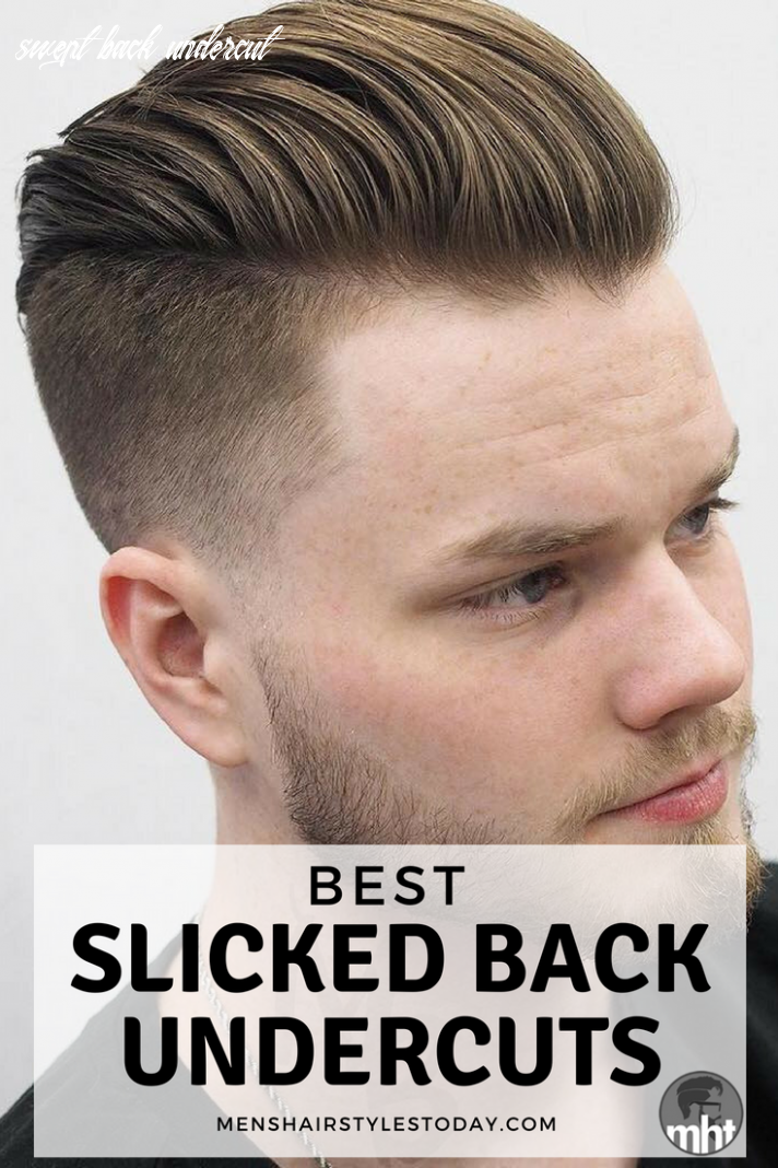 12 Best Slicked Back Undercut Hairstyles (12 Guide) | Undercut ...