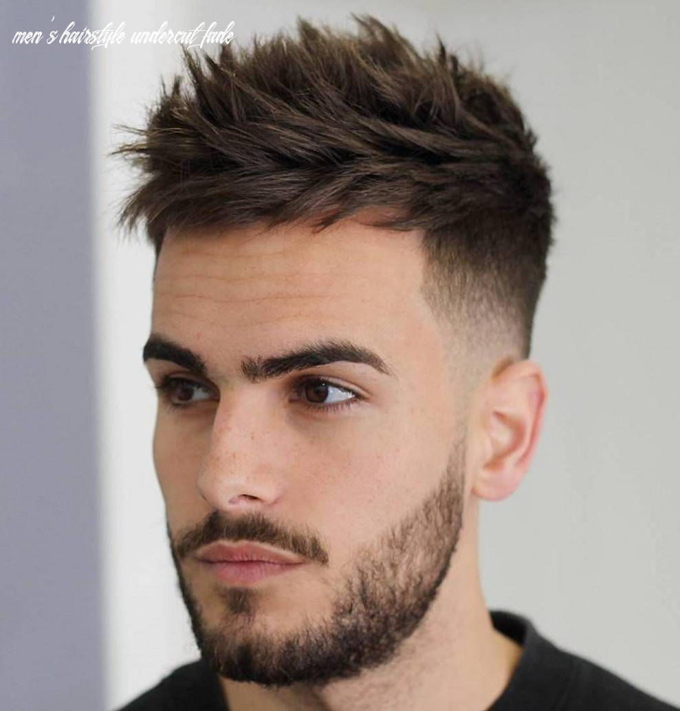 12 best undercut fade hairstyles | men haircut styles, mens