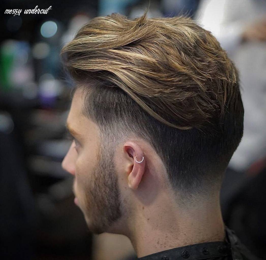 12 best undercut hairstyles for men you can try in 12 | peaky
