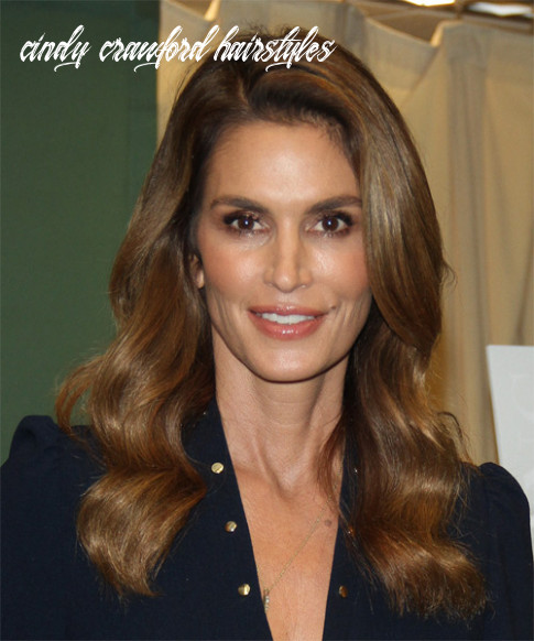 12 cindy crawford hairstyles, hair cuts and colors cindy crawford hairstyles