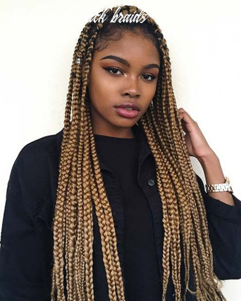 12 cool blonde box braids hairstyles to try   box braids styling