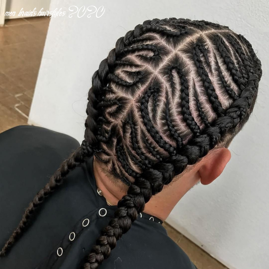 12 coolest haircut designs for guys to try in 12 | mens braids