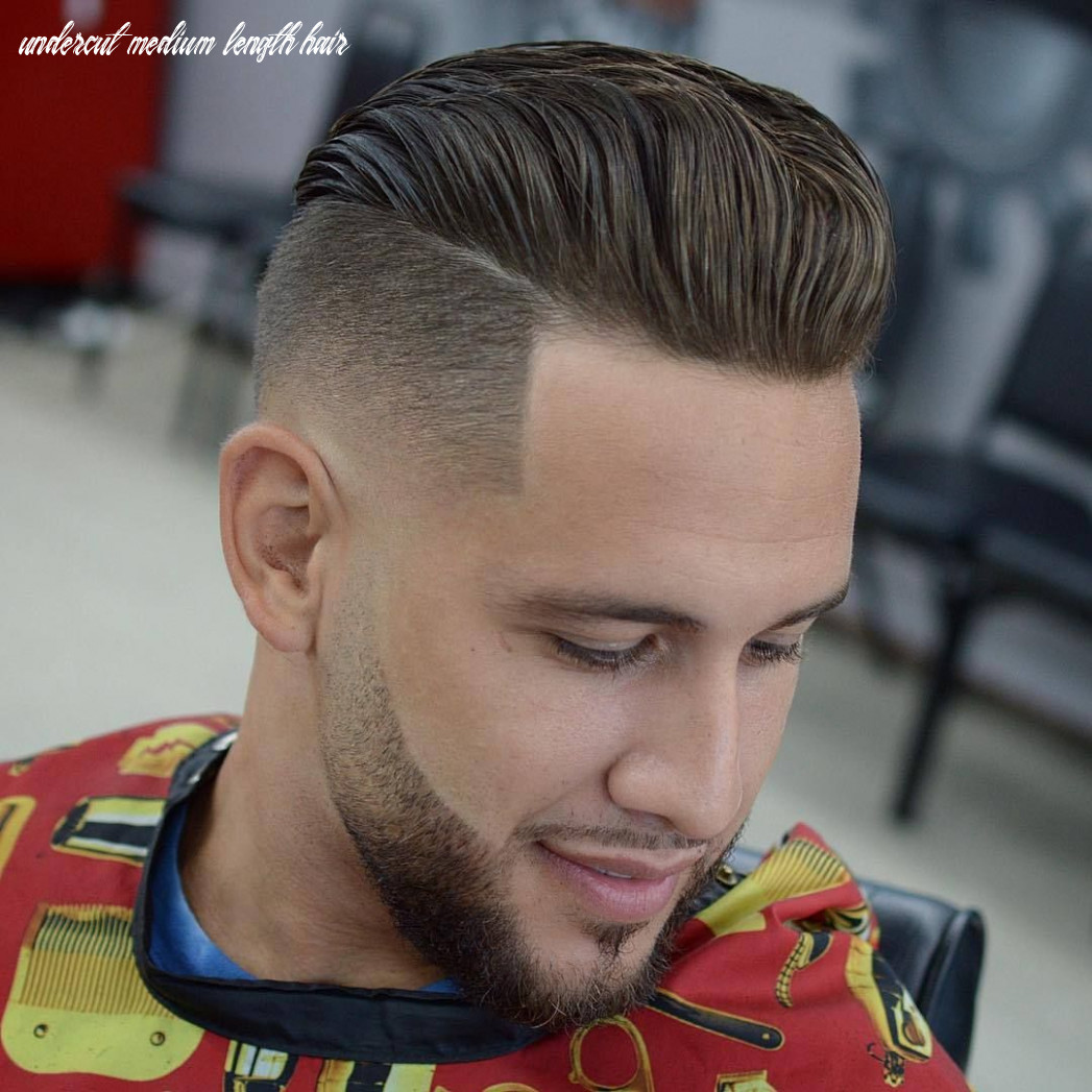 12 Coolest Undercut Hairstyles For Men | Mens hairstyles undercut ...
