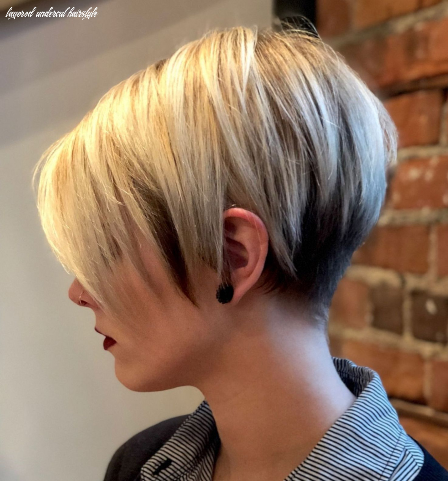 12 cute and easy to style short layered hairstyles | short hair