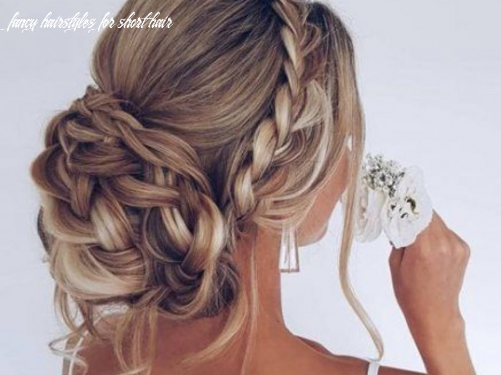 12 cute prom hairstyles for short hair society12 fancy hairstyles for short hair