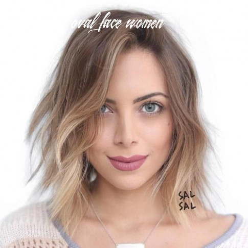 12 flattering haircuts and hairstyles for oval faces haircut for oval face women