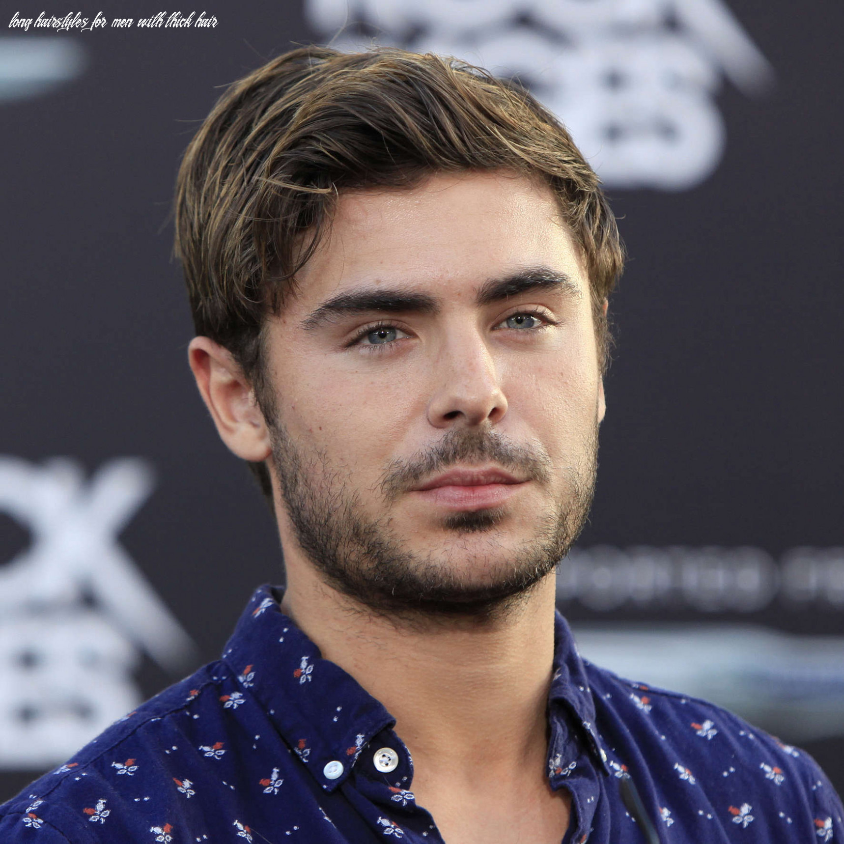 12 haircuts for men with thick hair (high volume) long hairstyles for men with thick hair