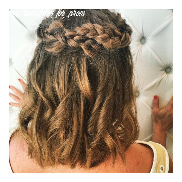 12 hottest prom hairstyles for short & medium hair 1212