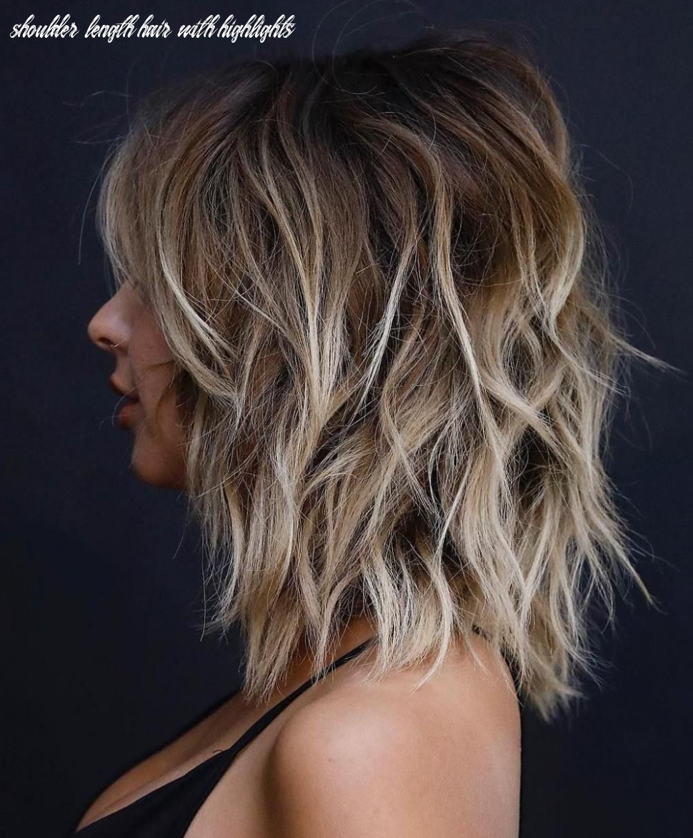 12 ideas for light brown hair with highlights and lowlights in