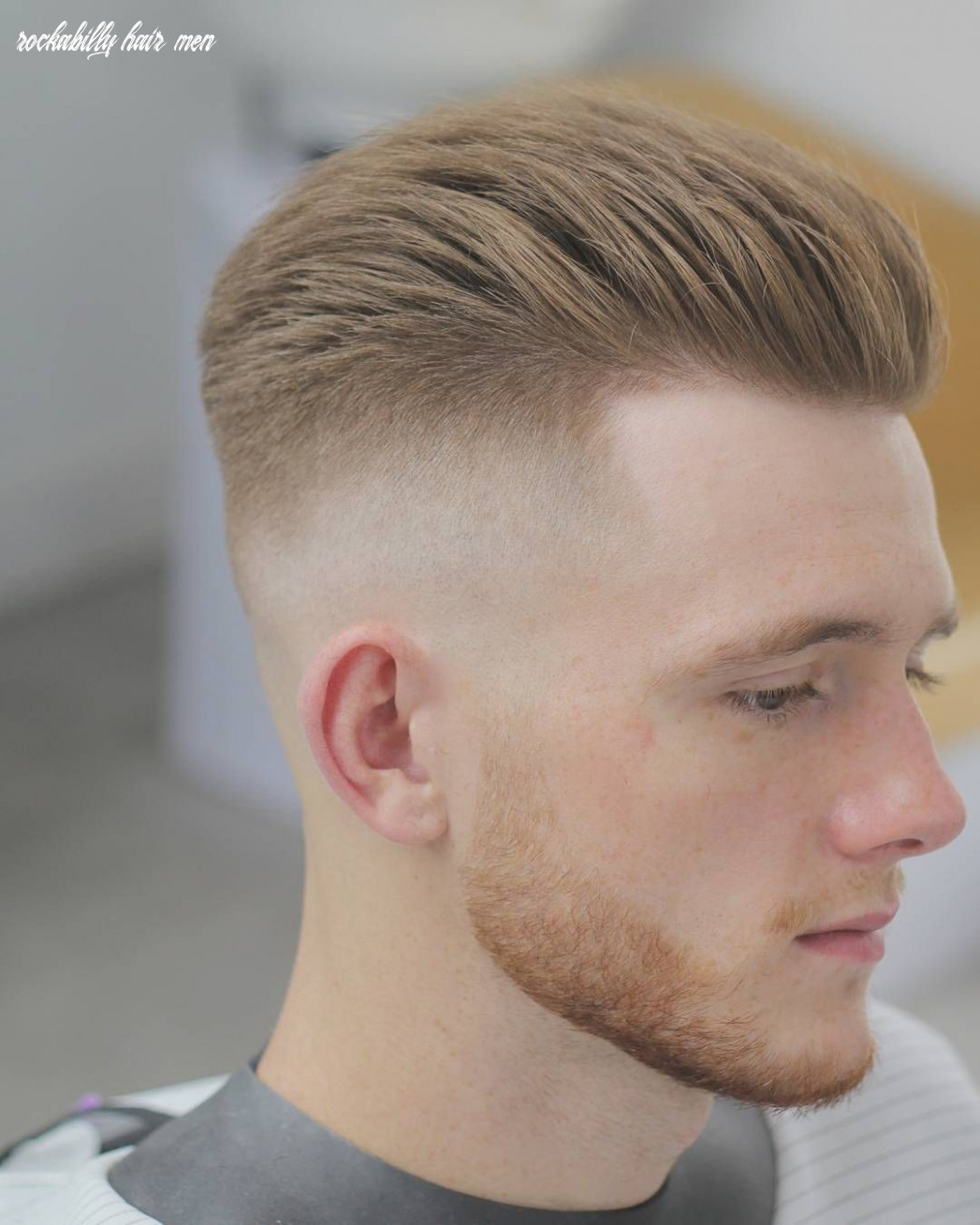 12 incredible rockabilly hair for men classy tradition(12