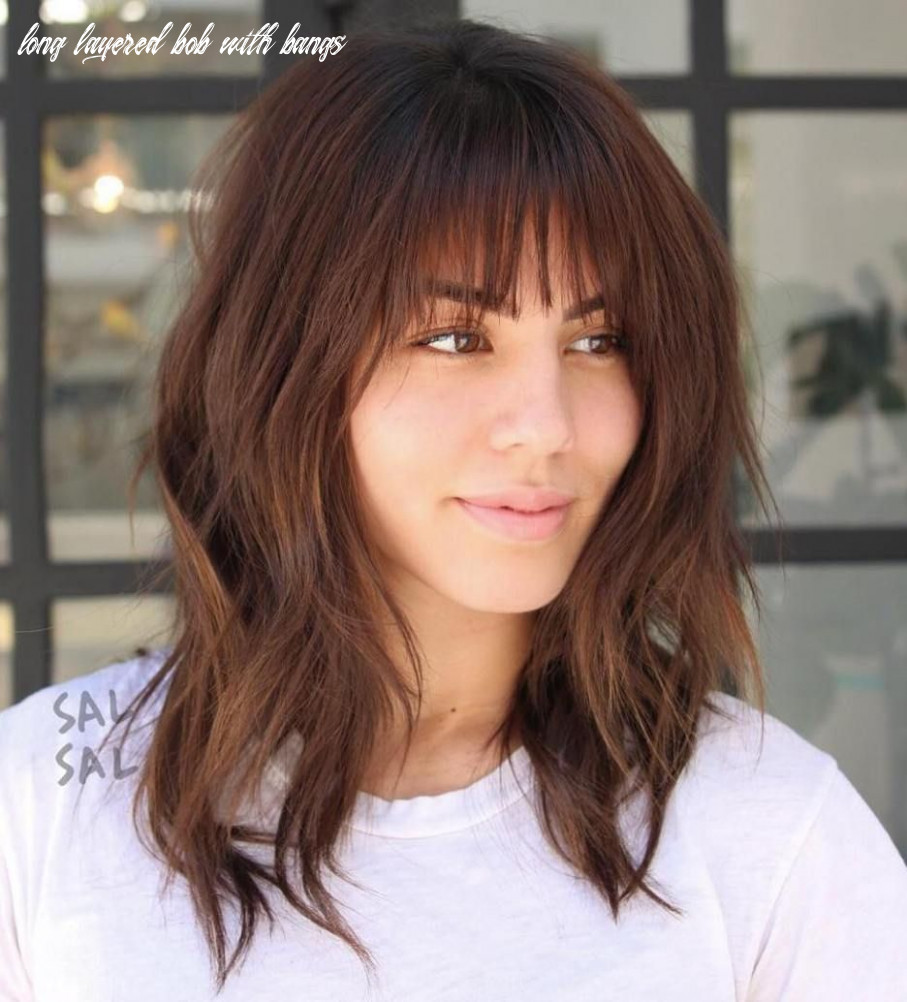 12 inspiring long layered bob hairstyles (with images) | long
