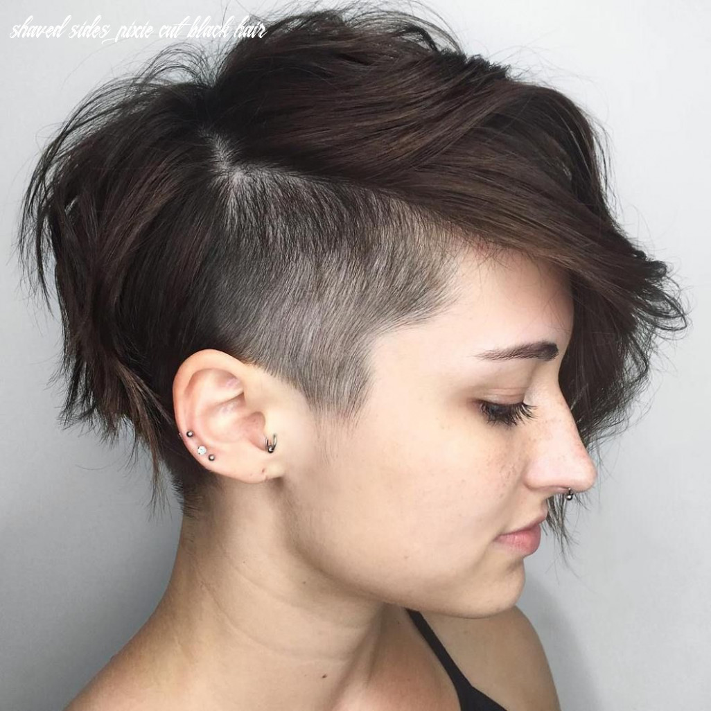 12 inspiring pixie undercut hairstyles (with images)   short hair