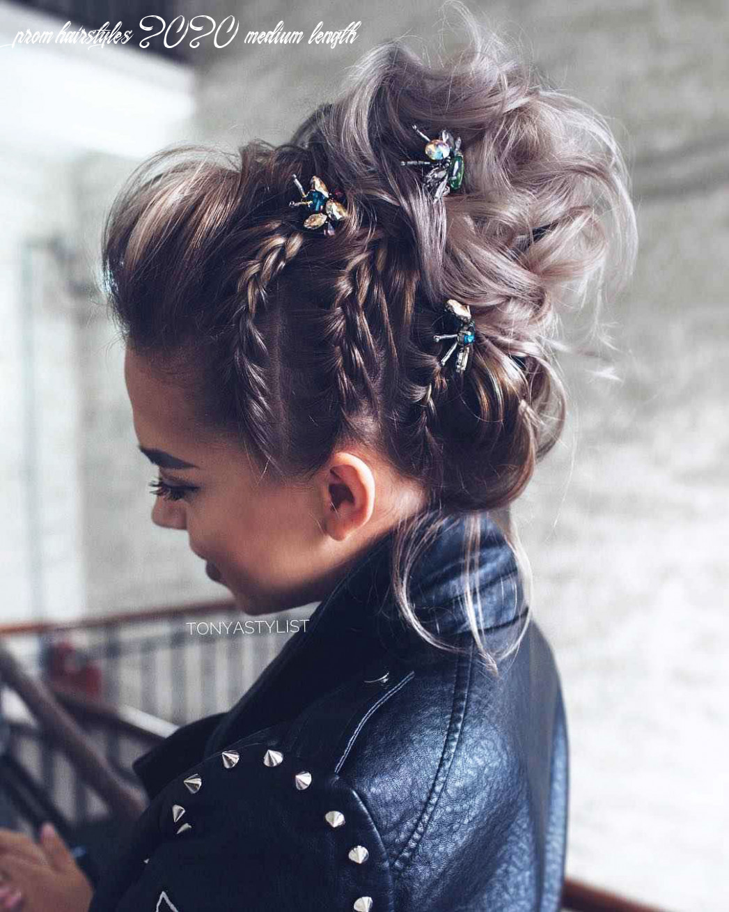 12 Latest Hairstyles For Graduation Ideas 12